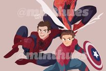 The spider boys