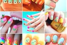 Nails / by Allyson Huntsman