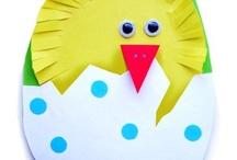 School - Easter Craft
