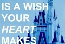 My Happy Place / Disney / by Brandi Gavin