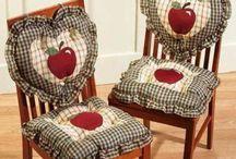 sandalye minderi