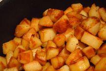 Pommes de terre sautées de ma grand mère