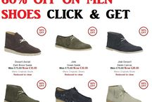 Clarks Voucher Code / here is all new updated offers UK Clarks you will get 10% to 40% Discount with using Clarks Vouchers