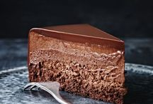 chocolate mousse cakr