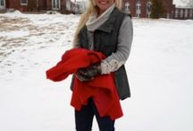 College Fashionista Love  / by Leah Rutliff