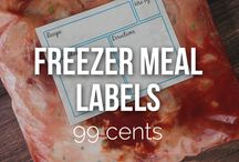 Freezer meals / by Chris Lindsey
