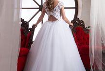Wedding dresses collection 2016 (свадебные платья колекция 2016) / Wedding dress (свадебные платья) #emabride #свадьба #свадебные #невеста #мода #детские #платья #weddingdress #fashion #wedding #dress #emabride