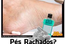 tratamento para pés