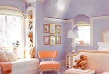 Bedroom Ideas - Kids  / by Kimberly Brock