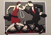 Cricut - Art Deco / by Linda Spray