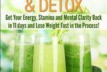 Colon and Liver cleanse