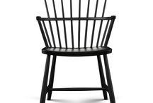 Spisebordsmøbler/borde og stole