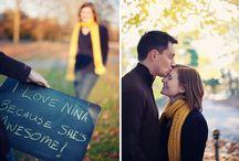 Engagement/Couples / by Jen Frieden