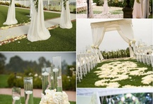 Wedding Ideas (for the wedding I'm not having)