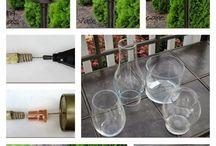 lanterna de jardins