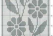 crochet of table top runner pattern