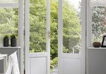 outdoor french door