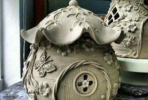 keramika domky