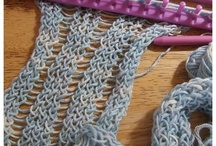 Loom Knitting / by Pamela ORourke