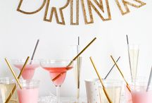 PARTY DECORATIONS ♥ / Inspiration for hosting the perfect decorated party ♥
