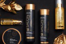 Здоровые, блестящие, красивые / Все о волосах, средствах для них, эффект и результат использования.
