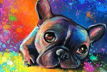 Lovely bulldog!!