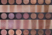 morphe palettes swatches
