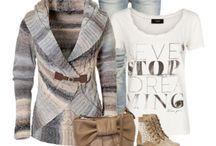 Outfit inspiratie / by Janneke Vrijdag-de Pater