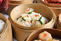Asian Food: Dumplings, Dim Sum & Starters / by Kris Lee