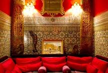 Marokkolainen sisustus