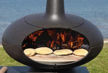 Morso Outdoor Living / Morso Outdoor Living. Pizza oven, tuinhaard & BBQ