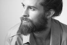 Fete skjeggvekster