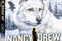 Nancy Drew #16: The White Wolf of Icicle Creek / by Nancy Drew Games