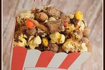 Popcorn/Chex-mix / by Aleesha