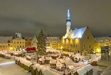 European Inspired Christmas Ideas