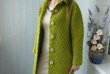 зимняя одежда(пальто, кардиганы, накидки)