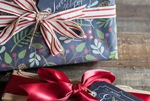 Christmas: Brown Paper packages Tied Up With String! / by Nancy Braithwaite