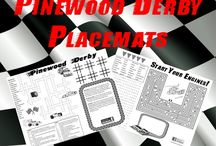 Pinewood Derby / Pinewood Derby