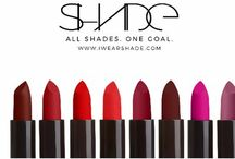 I Wear Shade / A socially conscious line of lipsticks bringing awareness to causes affecting the world by donating a portion of the proceeds to nonprofit organizations.