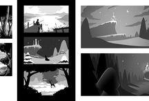 my drawings / 개인그림연습