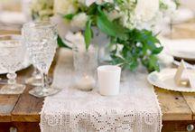 Wedding : White Wedding / by Courtney Hart