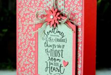 Stampin' Up! Affectionately Yours DSP
