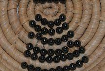 Perles pierres semi-précieuses