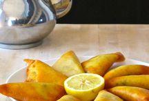 Tunisia food & Cake