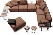 Modular Sofas / Contemporary Modular Sofas
