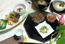 会席料理 7月レシピ
