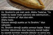 ekmeğe hürmet
