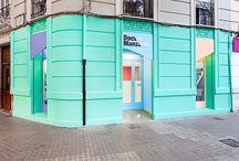 Interior Design - Shops