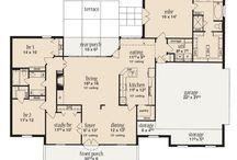 Floor Plans / by Kahla Krog