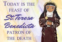 St. Teresa Benedicta / Edith Stein / 0